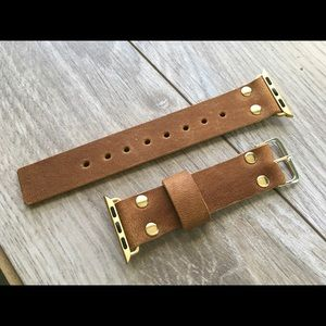 Apple Watch Band series 1, 2, 3, 4 genuine leather